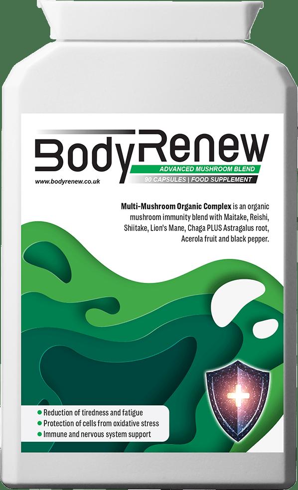 Body Renew Immune System Support Supplement